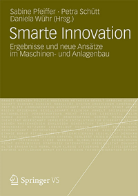 Buch Smarte Innovation (Pfeiffer u.a.)
